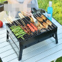 【支持礼品卡】烧烤炉户外烧烤架家用3人-5人木炭烧烤工具野外碳烤炉全套jf1