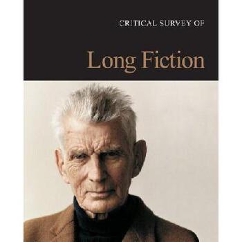 【预订】Critical Survey of Long Fiction 美国库房发货,通常付款后3-5周到货!