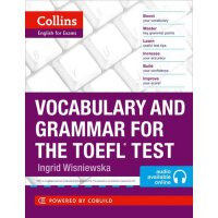 Collins Vocabulary and Grammar for the TOEFL Test ISBN:9780