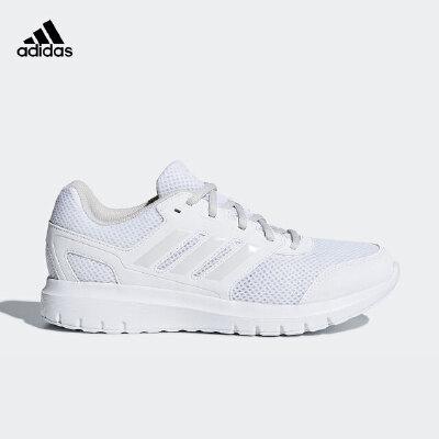 adidas阿迪达斯2018新款女子网面透气运动轻便小白鞋跑步鞋B75587【正品保证 商场同款 嗨购新春】