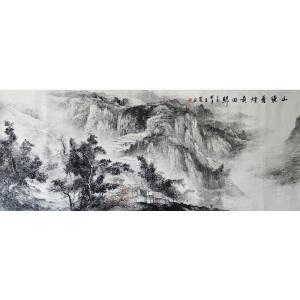 实力派画家   王岩   山绕青山换回归   /19