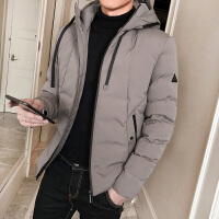 男士外套冬季衣服冬装羽绒棉袄棉衣