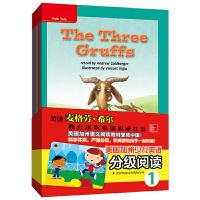 美国加州少儿英语分级阅读1级别 儿童英文原版绘本幼儿启蒙英语故事书 儿童少儿英语启蒙绘本3-6岁入门幼儿小学一年级二年