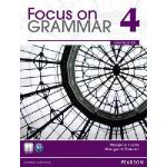【预订】Focus on Grammar 4 [With Focus on Grammar 4 Workbook]