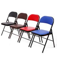 简约会议椅 靠背折叠椅 电脑椅 休闲培训椅 办公椅子