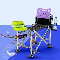 钓椅钓鱼椅钓鱼凳新款多功能折叠台钓椅渔具垂钓钓鱼用品 一