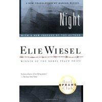 英文原版 埃利・威塞尔:夜 奥普拉读书会选书 诺贝尔和平奖获得者 Elie Wiesel: Night
