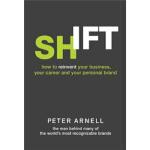 【新书店正版】 Shift Peter Arnell(彼得・阿内尔) Penguin Random House UK