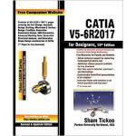 【预订】Catia V5-6r2017 for Designers 9781640570108