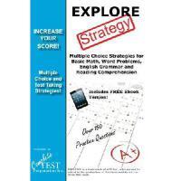 【预订】Explore Strategy: Winning Multiple Choice Strategy for t