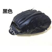 棒球手套 10.5/11.5/12.5寸垒球手套加厚款儿童打击接球手套 +球