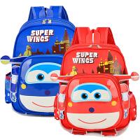 儿童书包幼儿园双肩男女童宝宝1-3-6岁大班卡通可爱飞侠背包