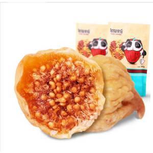 【新疆特产】无花果干180gX2好吃   新疆地道树上的糖包子