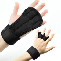 征伐 运动护手掌 防滑护手掌 引体向上握力带 健身运动护腕哑铃健身器材用品