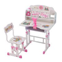 【支持礼品卡】学习桌儿童书桌书柜组合男孩女孩小学生写字桌椅套装家用可升降3wk
