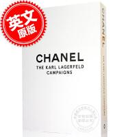 [现货]香奈儿:卡尔拉格斐的运动 英文原版 Chanel: The Karl Lagerfeld Campaigns