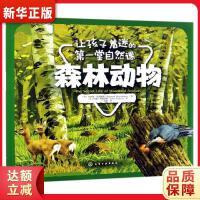让孩子着迷的第一堂自然课――森林动物 (英)伯纳德・斯通豪斯(Bernard Stonehouse) (英)约翰 化学