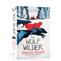 【全店300减100】英文原版小说 骑狼女孩 The Wolf Wilder 爱与希望 英文版儿童文学经典书籍 进口原版