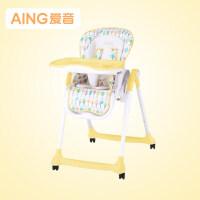 S多功能儿童餐椅 可坐可躺折叠婴儿吃饭宝宝餐桌椅子