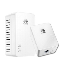 Huawei 华为 PT530+PT500 电力猫无线套装无线路由器一对300M电力线适配器 家用wifi信号放大器扩展器hyfi别墅机