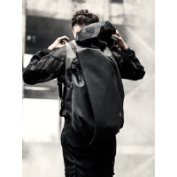 唐酷双肩包男士时尚潮流背包大学生书包男大容量电脑包休闲旅行包
