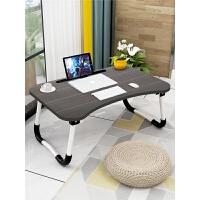 笔记本电脑桌床上可折叠懒人小桌子做桌寝室用学生宿舍神器书桌3to