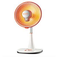 家用小太阳取暖器电热扇台立式升降烤火炉落地式摇头电暖气器