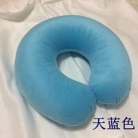 泰国乳胶枕U型枕 护脖子枕飞机旅行枕午睡枕汽车护颈枕