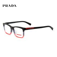 PRADA普拉达眼镜正品 大码全框近视眼镜架男潮 配眼睛框VPS05F-F