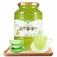 蜂蜜芦荟茶1000g 芦荟果酱新鲜天然无添加排毒养颜女生饮品