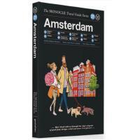【Monocle旅行指南】阿姆斯特丹 Amsterdam英文旅游生活 时尚生活书籍