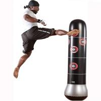 健身儿童拳击不倒翁充气沙袋加厚玩具充气拳击柱发泄工具