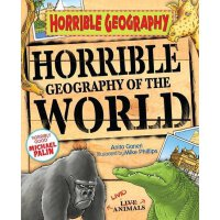 英文原版 Horrible Geography of the World