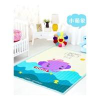 棉加厚3CM婴儿爬行垫卧室折叠宝宝爬爬垫儿童榻榻米 抖音 200cmX150cmX3cm(长x宽x厚)