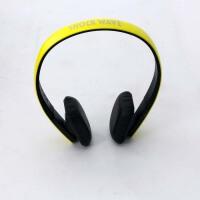 shockwave冲击波 SHB-921BH 蓝牙有线无线双用耳机 亮黄色