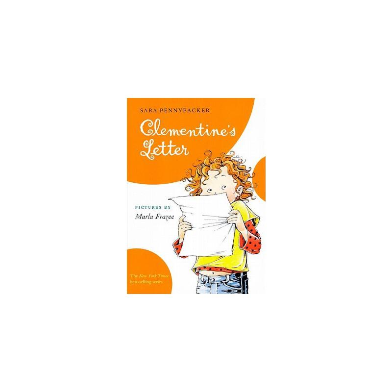 【预订】Clementine's Letter 9780606105781 美国库房发货,通常付款后3-5周到货!