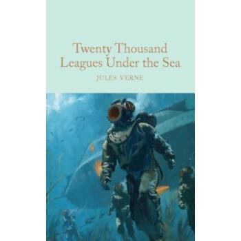 Collectors Library系列:海底两万里 英文原版 英文版 Twenty Thousand Leagues Under the Sea 科幻小说