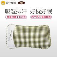 良良婴儿枕头 宝宝听梦护型保健枕(0-5)岁 DSA01宝宝婴儿枕头