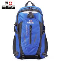 SIGG 登山包双肩男女 户外 超轻大容量徒步防水轻便旅行运动背包