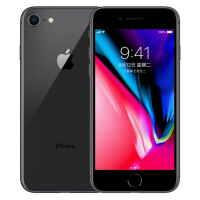 APPLE苹果手机 iphone8 (A1863) 4.7英寸显示屏  移动联通电信全网通  4G智能手机 原封国行未激活官方标配