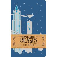 Fantastic Beasts and Where to Find Them: City Skyline Hardco