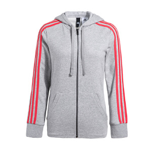 Adidas阿迪达斯女装 2017新款训练系列运动休闲夹克外套 S99193/S97066