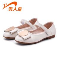 【品牌�惠:63元】�F人�B女童小皮鞋2020年春季�涡�公主�底女孩�r尚春秋款�和�鞋子