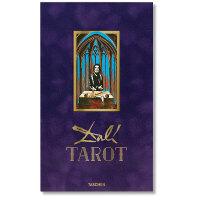 Dali. Tarot 达利 塔罗牌 英文原版创意产品 占卜与超现实主义艺术