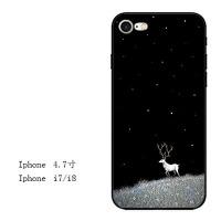 iphone7苹果6s手机壳6plus硅胶xs max新款全包软壳5s潮男8x防摔xr