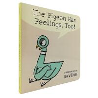 Pigeon Has Feelings, Too! 鸽子也会闹情绪 [纸板] [2-5岁]