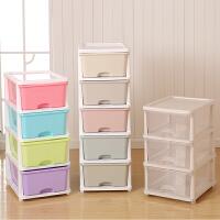 大号抽屉式收纳箱玩具收纳盒多层衣物整理箱储存箱塑料收纳储物箱