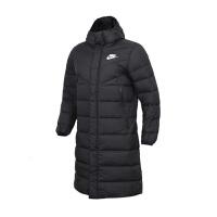 NIKE耐克 男装 户外运动保暖羽绒服连帽夹克外套 AA8854-010