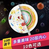 加拿大进口Jawbreaker魔法棒棒糖球只能那个舔舔的糖果创意礼盒儿童宝宝爱吃趣味棒棒糖