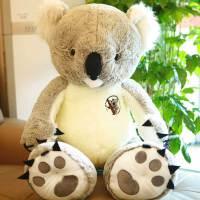 树袋熊考拉毛绒玩具卡通布娃娃玩偶公仔送女孩生日礼物 考拉